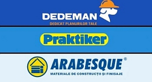 dedeman, praktiker, arabesque