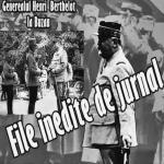 VIDEO - Generalul Henri Matias Berthelot, despre buzoieni (orasul in vreme de razboi – file de jurnal)