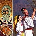 Ce sarbatori tineti - Sf.Valentin (14 februarie) sau Dragobete (24 februarie)?