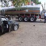 UPDATE - ULTIMA ORA - Accident rutier la Pitulicea - coliziune intre un tir si un autoturism - 2 victime!