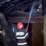 120 de tone de furaje au ars in urma unui incendiu in comuna Amaru