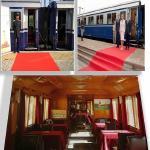Vezi aici la cand si la ce ora soseste in gara Buzau Trenul Regal impreuna cu familia Majestatii Sale regale Mihai I