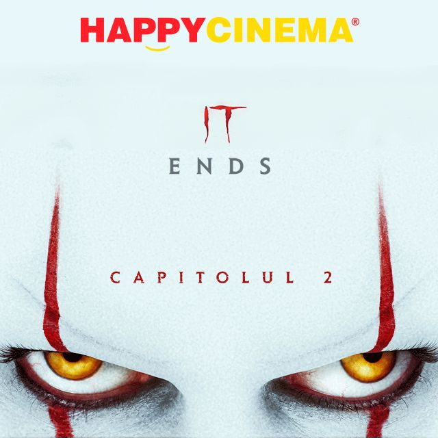 happy cinema IT Ends