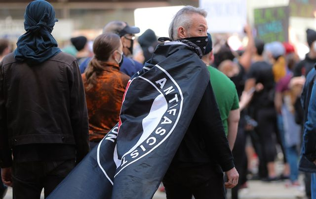 Getty antifa