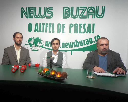 TV News Buzau Interviuri altfel Inventii orbi 07.12.2017
