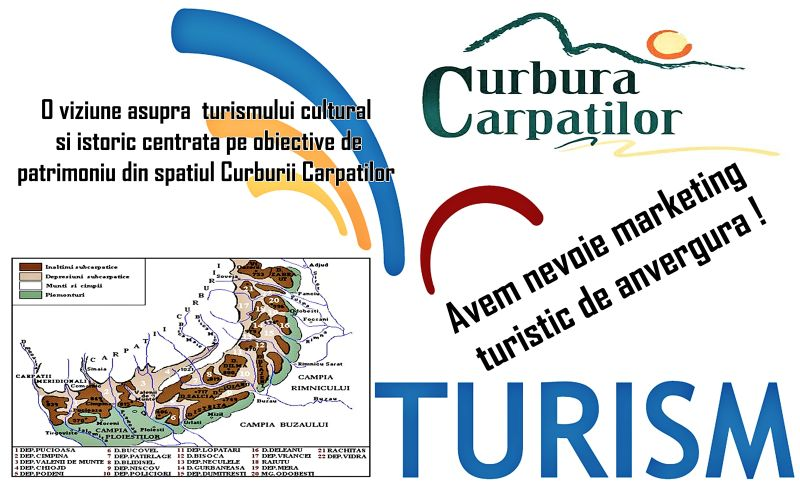 turism curbura carpatilor