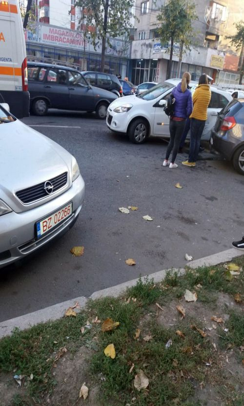 Accident Buzau 2