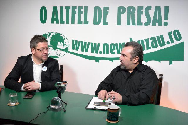 TV NEWS BUZAU INTERVIURI ALTFEL Fara penali in politica cuSebastian Silvestru USR 14.02.2018