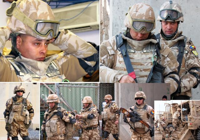 militari Afganistan buzau