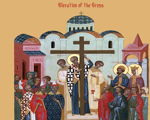 inaltarea sfintei cruci ziua crucii