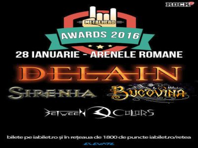 Metalhead awards