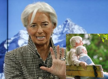 christine lagarde batrani