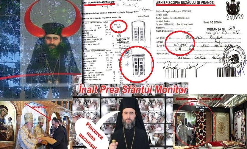 Evaziune fraude delapidari Arhiepiscopie