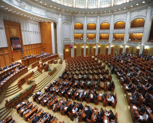 Parlamentul Romaniei 2017