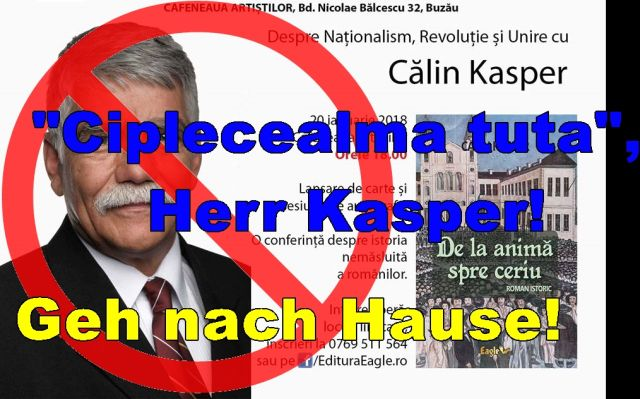 Falsul patriot Calin Kasper