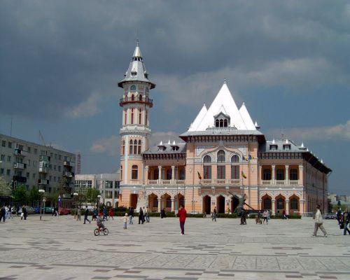 Piata Dacia Buzau