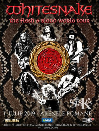 Whitesnake The Flesh