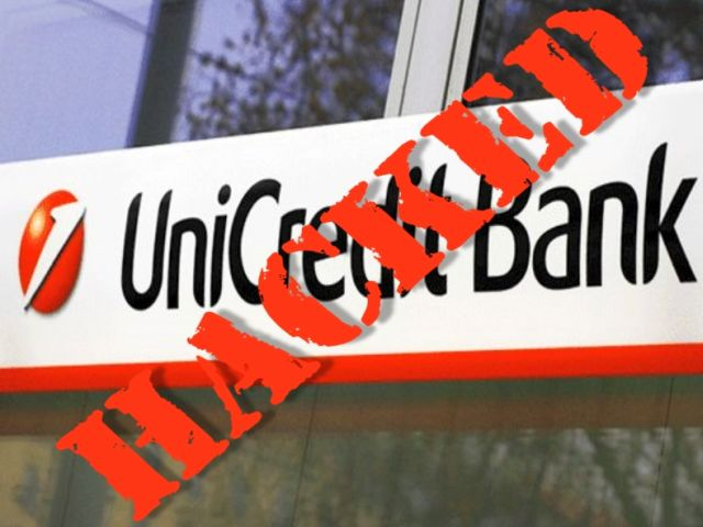 unicredit bank data breach